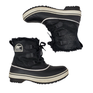 Primary Photo - BRAND: SOREL STYLE: BOOTS ANKLE COLOR: BLACK SIZE: 7 SKU: 196-196112-56452