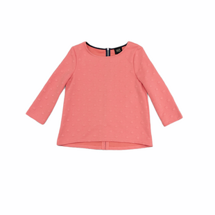 Primary Photo - BRAND: W5 STYLE: TOP LONG SLEEVE COLOR: SALMON SIZE: S SKU: 196-196145-3472