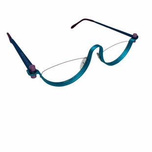 Primary Photo - BRAND:  CMA STYLE: SUNGLASSES COLOR: TURQUOISE OTHER INFO: GAIL SPENCE DESIGNS - GLASS FRAME ONLY (NOT SUNNI SKU: 196-14511-47151
