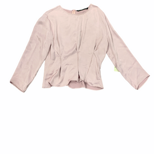 Primary Photo - BRAND: ZARA BASIC STYLE: TOP LONG SLEEVE COLOR: PINK SIZE: L SKU: 196-19666-17793