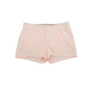 Primary Photo - BRAND: UNDER ARMOUR STYLE: SHORTS COLOR: PINK SIZE: 14 SKU: 196-19681-77026