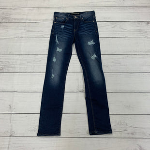 Primary Photo - BRAND: EXPRESS STYLE: JEANS COLOR: DENIM BLUE SIZE: 2 SKU: 196-196112-51763