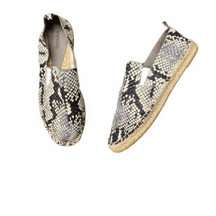 Primary Photo - BRAND: VINCE STYLE: SHOES FLATS COLOR: SNAKESKIN PRINT SIZE: 9.5 SKU: 196-14511-47412