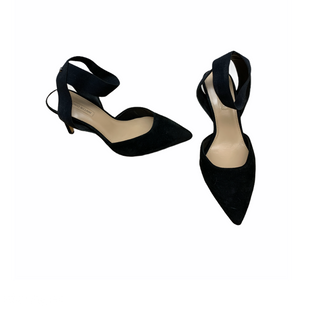 Primary Photo - BRAND: ANTONIO MELANI STYLE: SHOES HIGH HEEL COLOR: BLACK SIZE: 7.5 SKU: 196-19666-18125