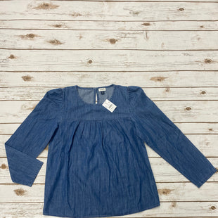 Primary Photo - BRAND: J CREW O STYLE: TOP LONG SLEEVE COLOR: DENIM BLUE SIZE: S SKU: 196-19694-34115