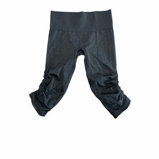 Primary Photo - BRAND: LULULEMON STYLE: ATHLETIC CAPRIS COLOR: BLACK SIZE: 6 SKU: 196-14511-48222
