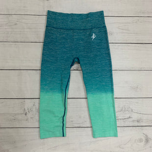 Primary Photo - BRAND:  CME STYLE: ATHLETIC CAPRIS COLOR: BLUE GREEN SIZE: S OTHER INFO: AMAZING SPORTS - SKU: 196-196112-46200