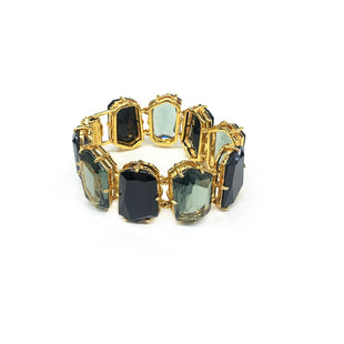 Primary Photo - BRAND: KATE SPADE STYLE: BRACELET COLOR: BLACK OTHER INFO: GOLD SKU: 196-196145-1409