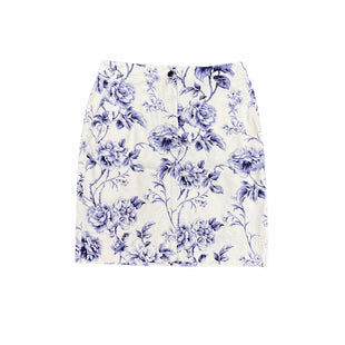 Primary Photo - BRAND: TALBOTS STYLE: SKIRT COLOR: FLORAL SIZE: 2 SKU: 196-196112-58414