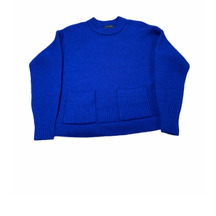 Primary Photo - BRAND: ANN TAYLOR STYLE: SWEATER HEAVYWEIGHT COLOR: BLUE SIZE: S SKU: 196-19681-72714