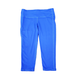 Primary Photo - BRAND: ATHLETA STYLE: ATHLETIC CAPRIS COLOR: BLUE SIZE: M SKU: 196-14511-48209