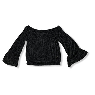 Primary Photo - BRAND: FREE PEOPLE STYLE: TOP LONG SLEEVE COLOR: BLACK SIZE: S SKU: 196-196135-2467