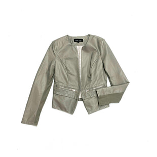 Primary Photo - BRAND: BLACK RIVET STYLE: JACKET OUTDOOR COLOR: CLAY SIZE: S SKU: 196-196112-49839