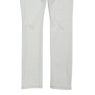 Primary Photo - BRAND: CABI STYLE: JEANS COLOR: CREAM SIZE: 0 SKU: 196-19666-17090