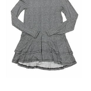 Primary Photo - BRAND: MICHAEL BY MICHAEL KORS STYLE: TOP LONG SLEEVE COLOR: BLACK WHITE SIZE: XS SKU: 196-19694-35535