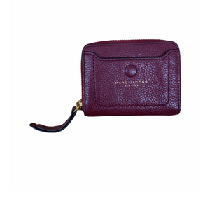 Primary Photo - BRAND: MARC JACOBS STYLE: WALLET COLOR: MAROON SIZE: SMALL SKU: 196-196112-54863