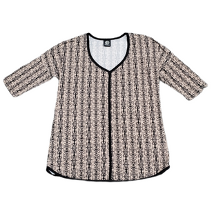 Primary Photo - BRAND: BOBEAU STYLE: TOP LONG SLEEVE COLOR: BEIGE SIZE: S SKU: 196-19694-35469