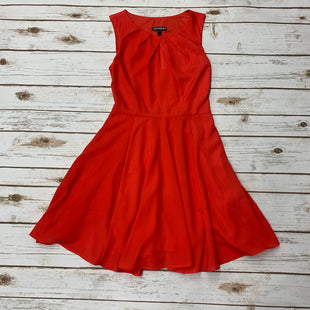 Primary Photo - BRAND: EXPRESS STYLE: DRESS SHORT SLEEVELESS COLOR: ORANGE SIZE: XS SKU: 196-196132-2333