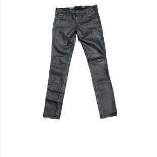 Primary Photo - BRAND: ADRIANO GOLDSCHMIED STYLE: PANTS COLOR: BLACK SIZE: 4 SKU: 196-196136-5032
