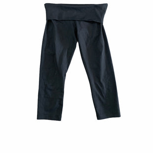 Primary Photo - BRAND: LULULEMON STYLE: ATHLETIC CAPRIS COLOR: BLACK SIZE: S SKU: 196-14511-48220