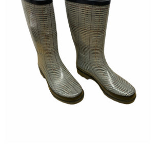 Primary Photo - BRAND: EASY SPIRIT STYLE: BOOTS RAIN COLOR: HOUNDSTOOTH SIZE: 7 SKU: 196-196112-53082