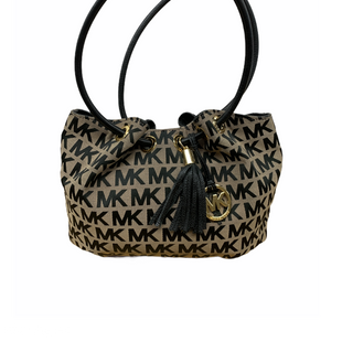 Primary Photo - BRAND: MICHAEL KORS STYLE: HANDBAG DESIGNER COLOR: BROWN SIZE: MEDIUM SKU: 196-196144-512
