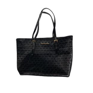 Primary Photo - BRAND: MICHAEL KORS STYLE: HANDBAG DESIGNER COLOR: BLACK SIZE: LARGE SKU: 196-14511-46599