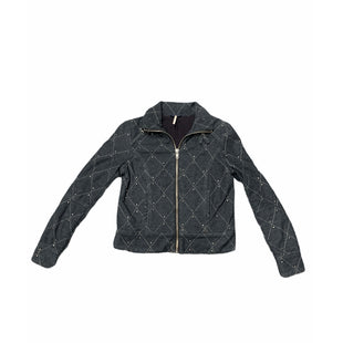 Primary Photo - BRAND: FREE PEOPLE STYLE: JACKET OUTDOOR COLOR: GREY SIZE: XS SKU: 196-196112-52935