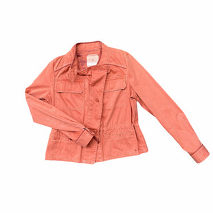 Primary Photo - BRAND: HEI HEISTYLE: JACKET OUTDOOR COLOR: CORAL SIZE: M OTHER INFO: HEI HEI - SKU: 196-196141-3577.
