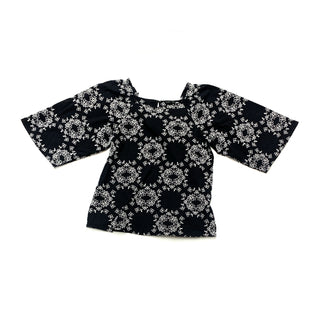 Primary Photo - BRAND: ANN TAYLORSTYLE: TOP LONG SLEEVECOLOR: BLACK WHITESIZE: XSSKU: 196-196112-48385