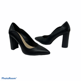 Primary Photo - BRAND: NINE WEST SHOES STYLE: SHOES HIGH HEEL COLOR: BLACK SIZE: 7.5 SKU: 196-19692-25889