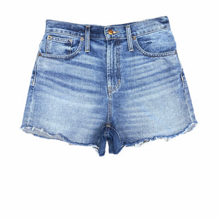 Primary Photo - BRAND: MADEWELL STYLE: SHORTS COLOR: DENIM BLUE SIZE: 4 SKU: 196-19666-19435