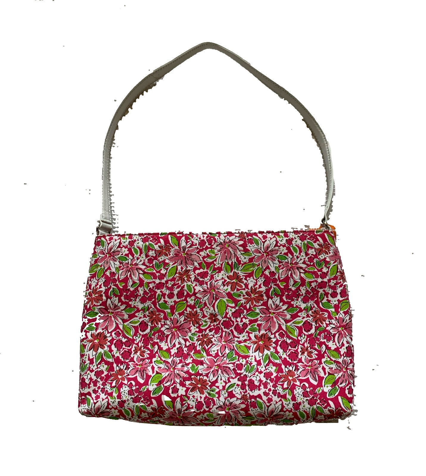Primary Photo - BRAND: TALBOTS<BR>STYLE: HANDBAG<BR>COLOR: FLORAL<BR>SIZE: SMALL<BR>SKU: 196-196142-28