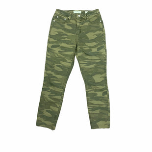Primary Photo - BRAND: LUCKY BRAND STYLE: JEANS COLOR: CAMOFLAUGE SIZE: 4 SKU: 196-196145-2710