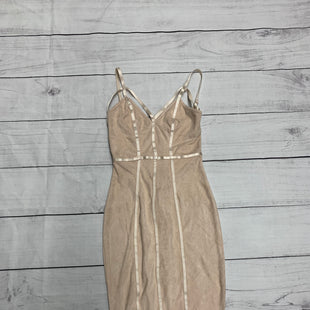 Primary Photo - BRAND:  MISSGUIDEDSTYLE: DRESS SHORT SLEEVELESS COLOR: DUSTY PINK SIZE: XS OTHER INFO: MISSGUIDED - SKU: 196-196144-30