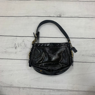 Primary Photo - BRAND: COACH STYLE: HANDBAG DESIGNER COLOR: BLACK SIZE: SMALL SKU: 190-190140-13468