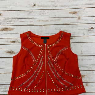 Primary Photo - BRAND: ASHLEY STEWART STYLE: TOP SLEEVELESS COLOR: ORANGE SIZE: 1X SKU: 196-196133-3985