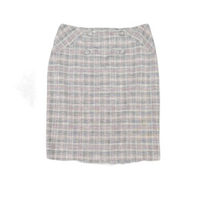 Primary Photo - BRAND: WHITE HOUSE BLACK MARKET STYLE: SKIRT COLOR: TAN SIZE: 6 SKU: 196-196112-59053