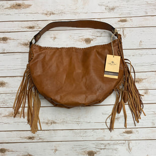 Primary Photo - BRAND: PATRICIA NASH STYLE: HANDBAG DESIGNER COLOR: BROWN SIZE: LARGE SKU: 196-19681-70509