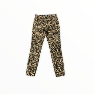 Primary Photo - BRAND: EXPRESS STYLE: JEANS COLOR: ANIMAL PRINT SIZE: 2 SKU: 196-19666-15524