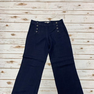 Primary Photo - BRAND: MAX STUDIO STYLE: PANTS COLOR: NAVY SIZE: 4 SKU: 196-196136-4046