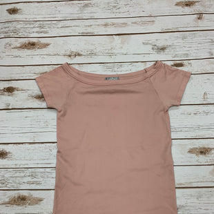 Primary Photo - BRAND: ALBERTO MAKALI STYLE: TOP SHORT SLEEVE BASIC COLOR: PINK SIZE: M SKU: 196-19681-70351