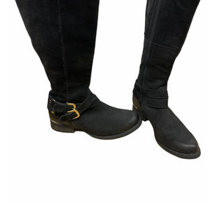 Primary Photo - BRAND: STEVE MADDEN STYLE: BOOTS KNEE COLOR: BLACK SIZE: 6.5 SKU: 196-19681-73568