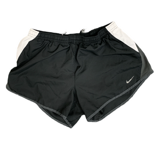 Primary Photo - BRAND: NIKE APPAREL STYLE: ATHLETIC SHORTS COLOR: BLACK SIZE: M SKU: 196-19666-18380