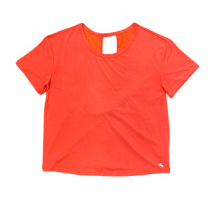 Primary Photo - BRAND: JOY LAB STYLE: ATHLETIC TOP COLOR: ORANGE SIZE: L SKU: 196-196138-3494