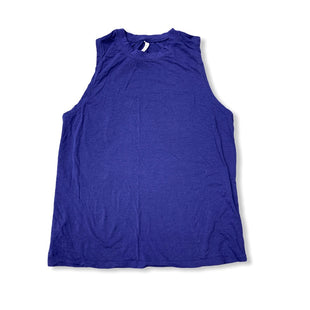 Primary Photo - BRAND: FABLETICS STYLE: ATHLETIC TANK TOP COLOR: BLUE SIZE: XS SKU: 196-196132-2863