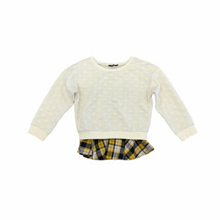 Primary Photo - BRAND: THML STYLE: SWEATER HEAVYWEIGHT COLOR: CREAM SIZE: S SKU: 196-196112-58277