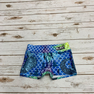 Primary Photo - BRAND:  CME STYLE: ATHLETIC SHORTS COLOR: BLUE GREEN SIZE: S OTHER INFO: BEAST AMBITION - SKU: 196-196112-49184