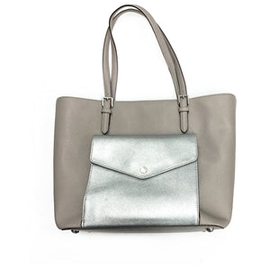 Primary Photo - BRAND: MICHAEL KORS STYLE: HANDBAG DESIGNER COLOR: GREY SIZE: LARGE SKU: 196-19681-70441