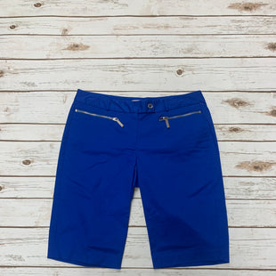 Primary Photo - BRAND: MICHAEL KORS STYLE: SHORTS COLOR: BLUE SIZE: 6 SKU: 196-19666-15668